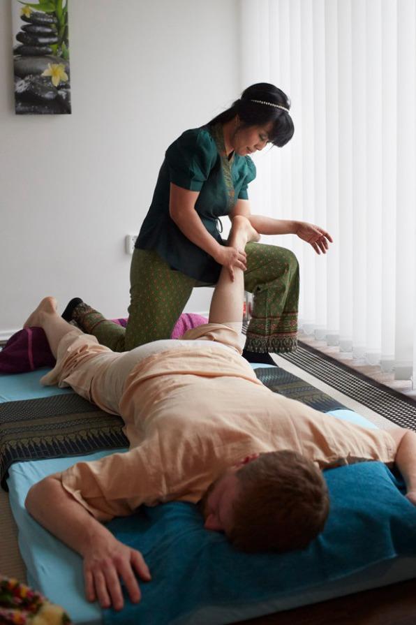 spa i linköping thai rose massage